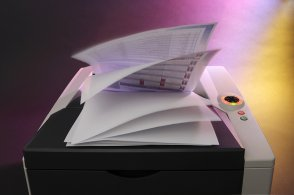 laser color printer